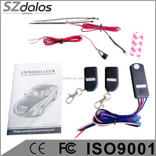 2.4 GHz RFID car immobilizer with engine lock ,new design Intelligent start immobilizer bypass
