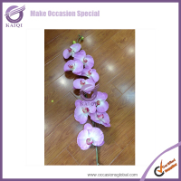 #18445 artificial butterfly flowers lavender artificial flower