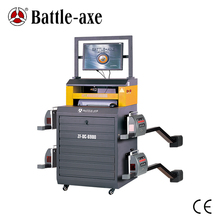 DC-6600 truck wheel balancing and alignment equipment machine for sale