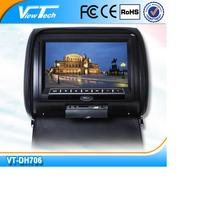 7 inch headrest dvd player sony Dvd loader with E-Mark with 32 bits games