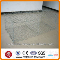 green color 2x1x1m Gabion Box