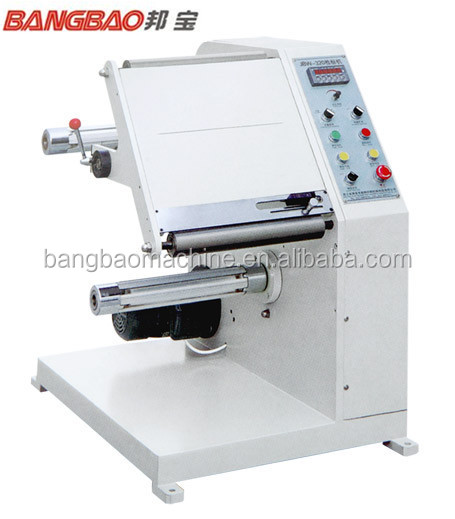 TXJ-320 hot product Roll to roll adhesive paper sticker label inspection machine price in china
