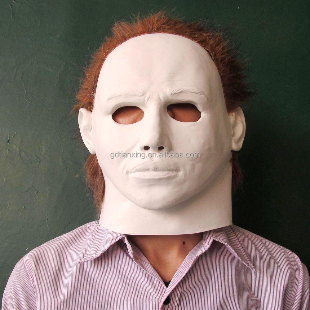 Wholesale Rubber halloween mask/Myers mask/human mask - Alibaba.com