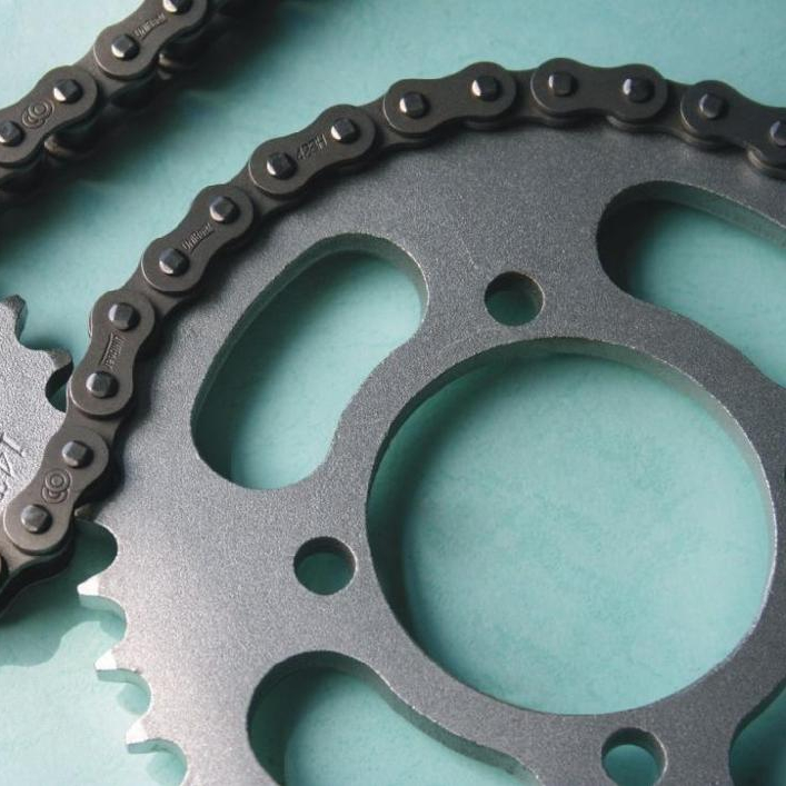<strong>1045</strong> nature color 428H motorcycle chain sprocket kits