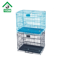 Pet metal dog kennel factory direct