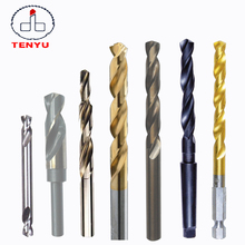 Metal and stainless steel drilling M35 cobalt drill bits hss drill bits metal