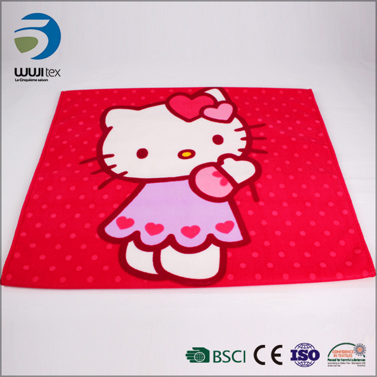 china wholesale microfiber high quality printed quick dry bath towel