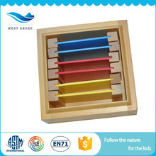 Montessori color tablets vietnam wooden toys Customized