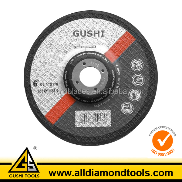 China Abrasive Angle Grinder Resin Grinding Wheels for Stone