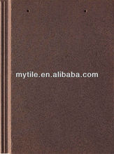 high quality Europe flat roof tile new 2013