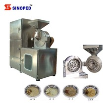 Industrial food micron fine powder grinder pulverizer