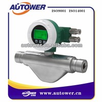 2017 liquid strong acid and alkali mass flow meter for hot sale