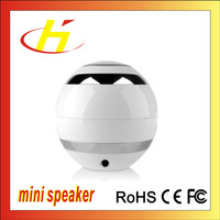 High Quality Bluetooth ball shape Speaker rechargeable amplifier speaker