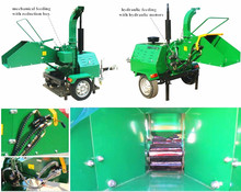 High speed large capacity wood crusher grind / wood crushing machine price