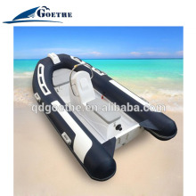 RIB Infaltable Fiberglass Boat For Entertainment