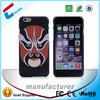 Fashion popular China Make-ups water transfer printing case for iphone 6, make-ups case for iphone 6