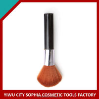 Latest product low price rotary facial foundation brush from China