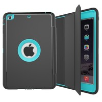 2016 New Tablet Case 8 Inch Kid Proof Rugged for iPad Mini 2 Cover