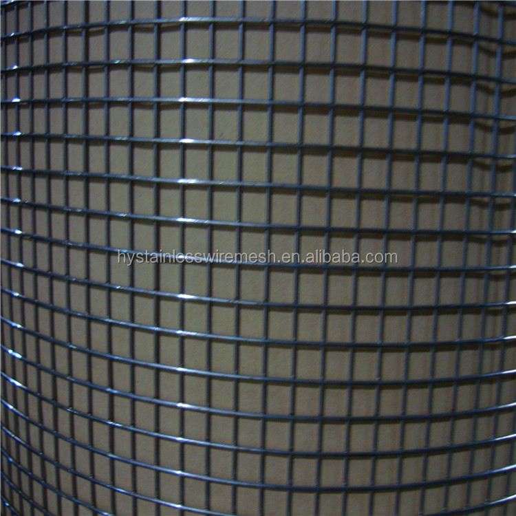 manufacturer burr-free Strong wear-resisting stainless steel 6x6 reinforcing welded wire mesh