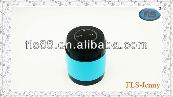 Top sales 2013 new product gadget manual mini digital speaker