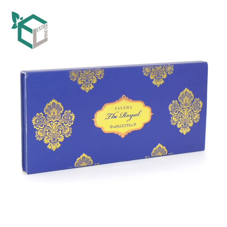 Trade Assurance Makeup Palette Custom Paper Eyeshadow Box Packaging