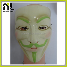Customized Design Hot Sale latex old man mask