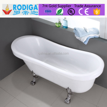 Autme sexy bathtub with legs