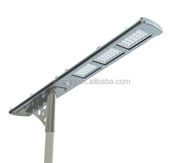 High Performance Solar Led Street Light Luminaire