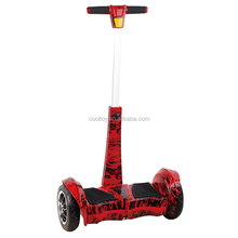 A10 Electric 10Inch Balance Chariot Scooter With Handle Bar