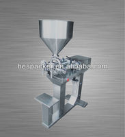 Semi-auto Salad oil filling machine