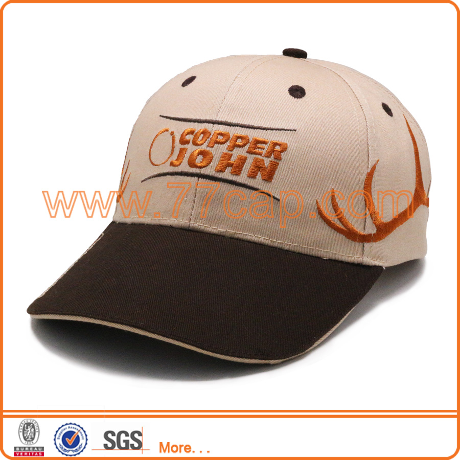 custom all kind of baseball hat sports cap with 3D embroidery logo