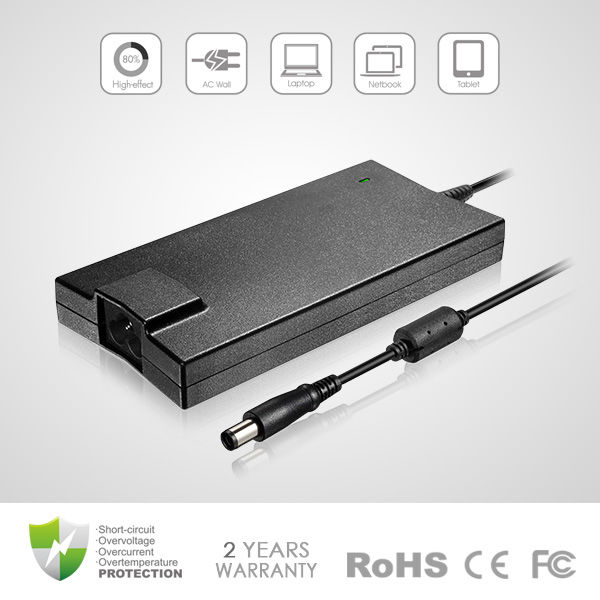65W laptop adapter for Ultra Slim Dell 19.5v 3.34A