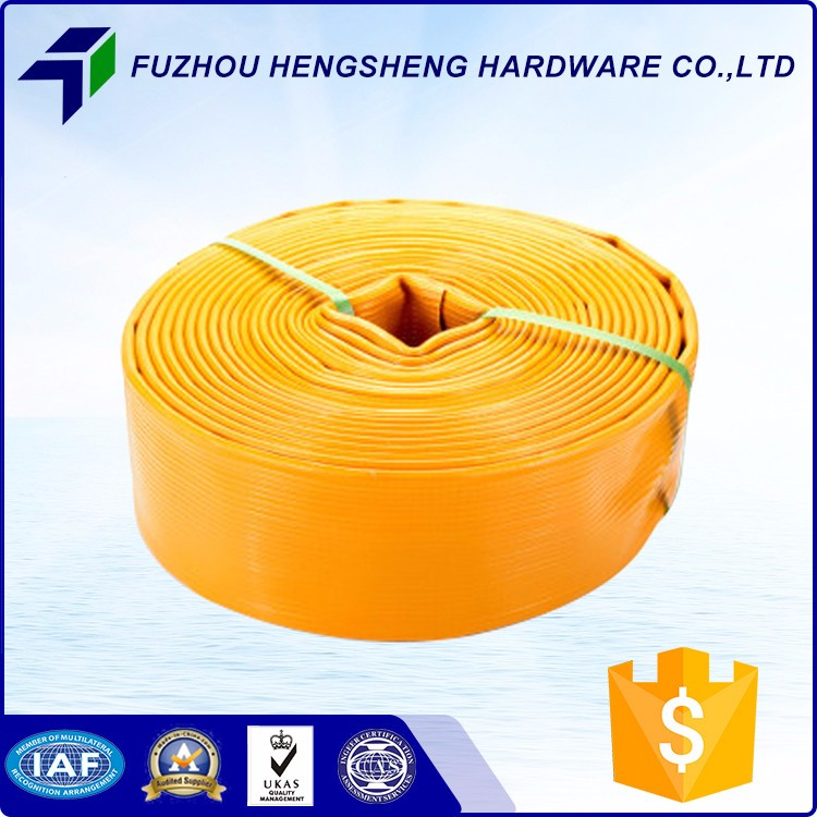Hot sale competitive lay flat hose fracking