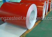 PPGL color coated Prepainted galvanized steel coil price with AZ aluminium