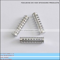 CNC Turned Parts With Accurate Dimensions +-0.005mm Ensured Quality And Good Cost