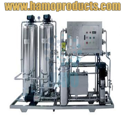 GMP grade industrial ro water plant / equipment / machine for pharmaceutical , chemical , cosmetic