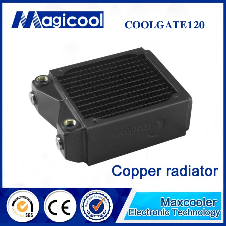 Best Quality Copper Radiator for computer 60mm thickness 240mm length COOLGATE