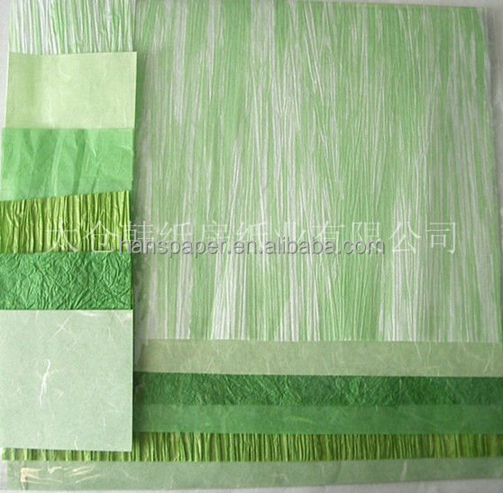 Specialty paper for making crafts