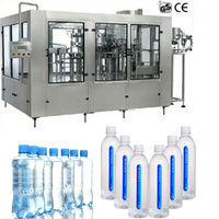 MIC-12-12-5 Micmachinery complete bottle water production line