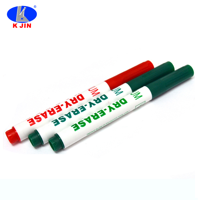 mini high quality color ink white dry erase marker pen for office