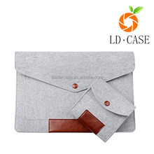wool felt tablet case for Ipad Pro, tablet universal case for Ipad pro