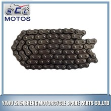 SCL-2012040350 High quality alibaba China supplier motorcycle chain for RXZ motorcycle part