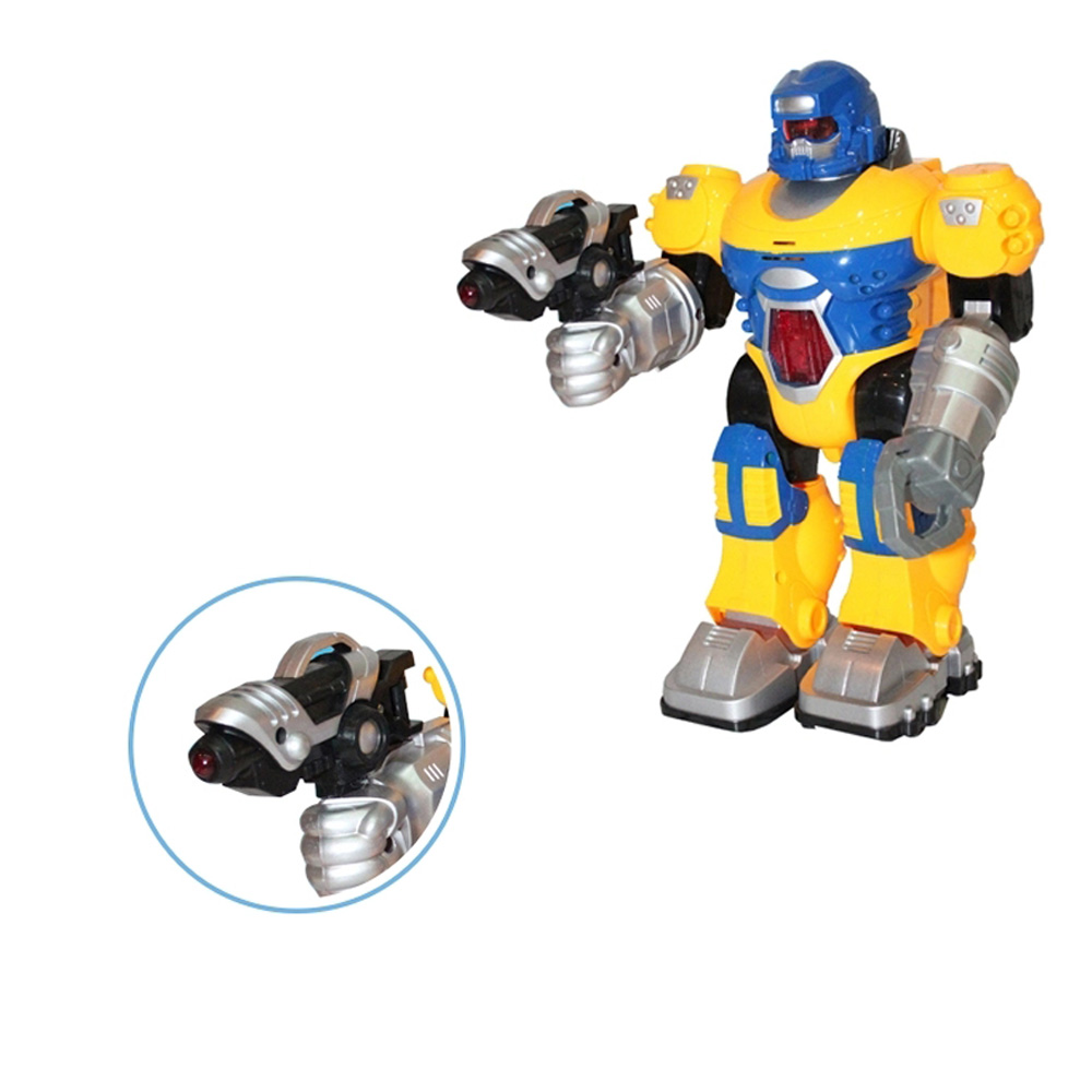 New product plastic electronic intelligent robot fight for kids