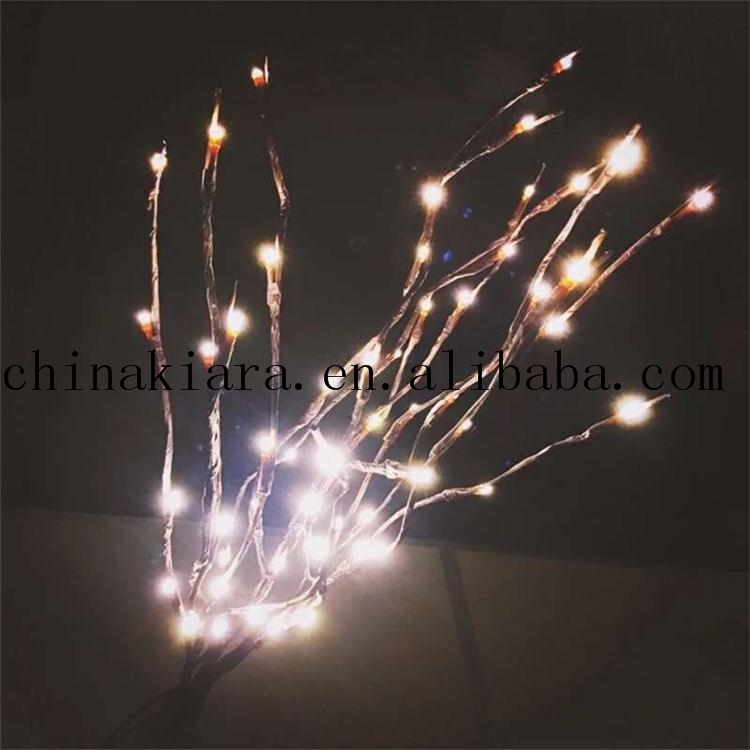 Top Sale Warm White Led Battery Willow Branch Willow Tree Branches For Sale