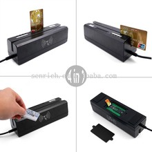 All In One Mini Magnetic Card Reader and Writer Device