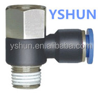 Pneumatic Fittings, Push in Fittings PHF Female banjo