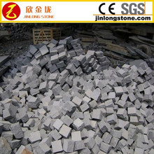 G654 granite cubic paving stone