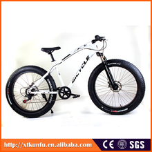 21 Speed mongoose fat bike with suspension fork