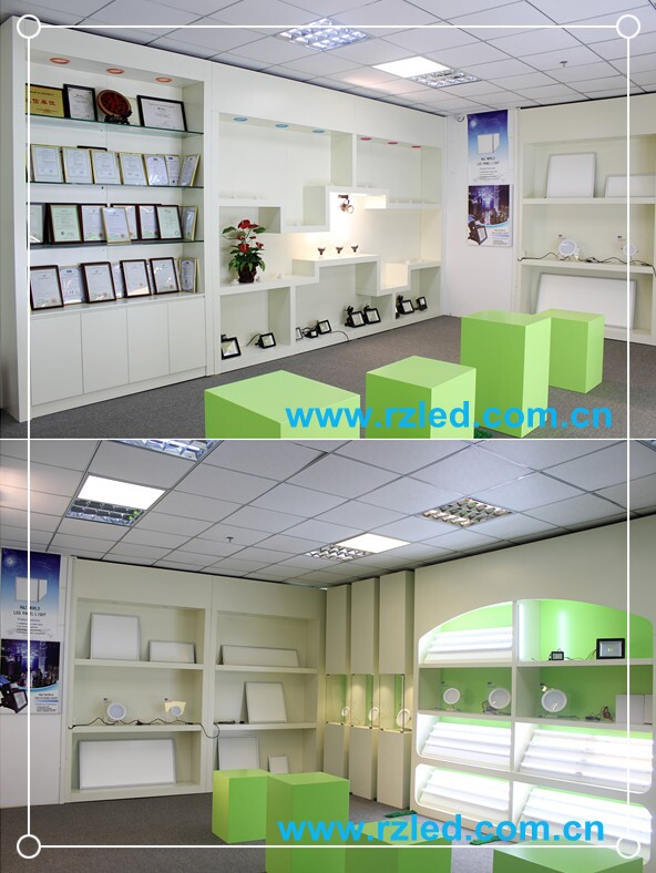2014 hot sale modern cheap 1ftx 4ft led recessed ul dlc 1x4 flat panel lighting 50w 2835smd