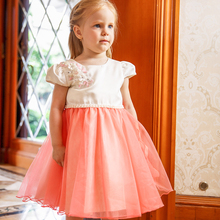 2016 New arrival baby girl <strong>dress</strong> for party baby <strong>girl's</strong> wedding <strong>dress</strong> baby girl school <strong>dress</strong>